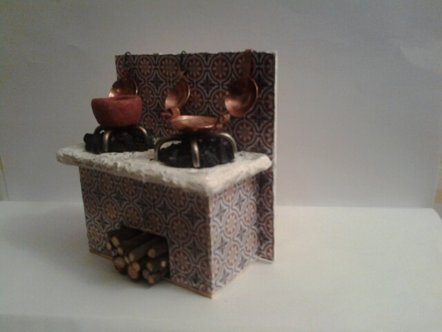 Cucine Per Presepe: Presepi napoli articoli natalizi minuterie presepiali.