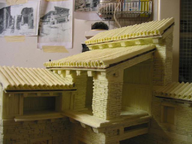 Costruzione Pilastri Presepe In Polistirolo Passo Passo