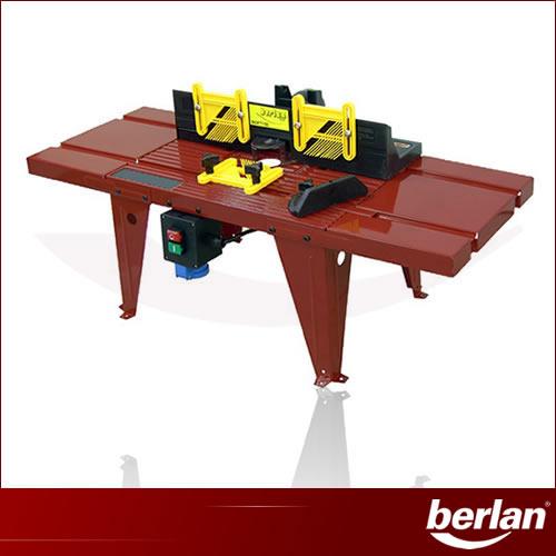 Pin fresatrice a banco fisso rigiva reno2 attrezzature di for Banco fresa bosch