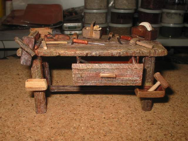 Foro de belenismo miniaturas detalles y complementos - Carpinteros murcia ...