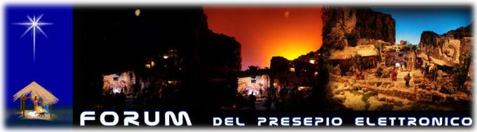 Forum Del Presepio Elettronico Multimediale Il Primo E Unico