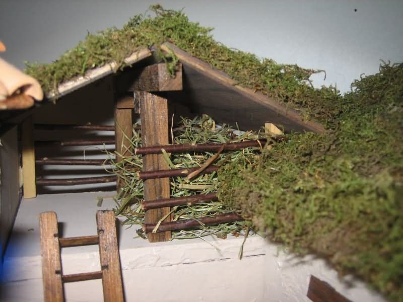 Presepio elettronico multimediale galleria degli ospiti for Piani casa tetto del fienile