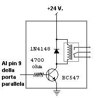 Interfaccia per la porta parallela del pc - Notebook con porta parallela ...
